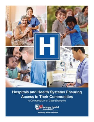 Hospitals and Health Systems Ensuring Access in Their