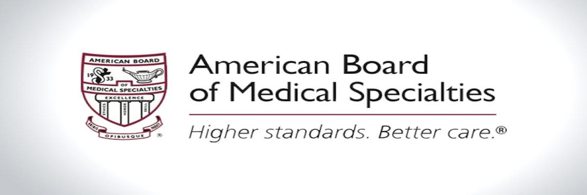 The American Hospital Association Joins ABMS Multi